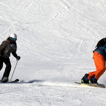 Ubezpieczenie na narty i snowboard w Allianz.